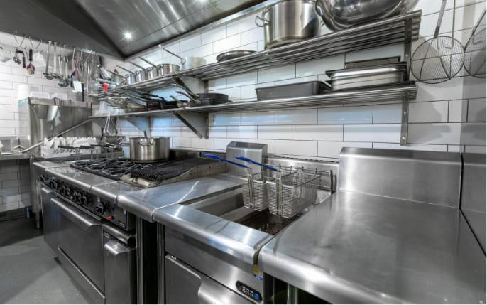 Verro appliances at Lagotto