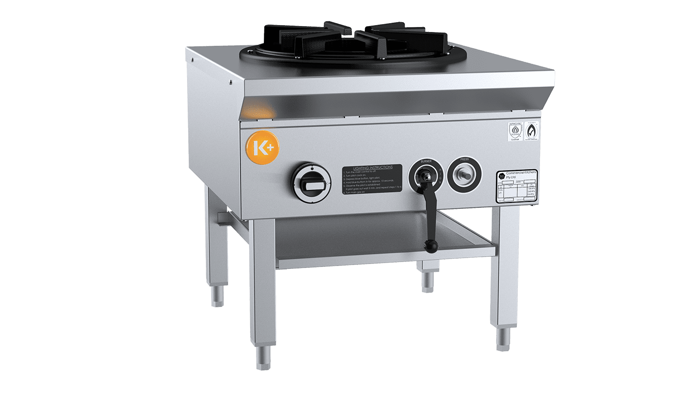 K+ Standalone Stock Pot Cooker