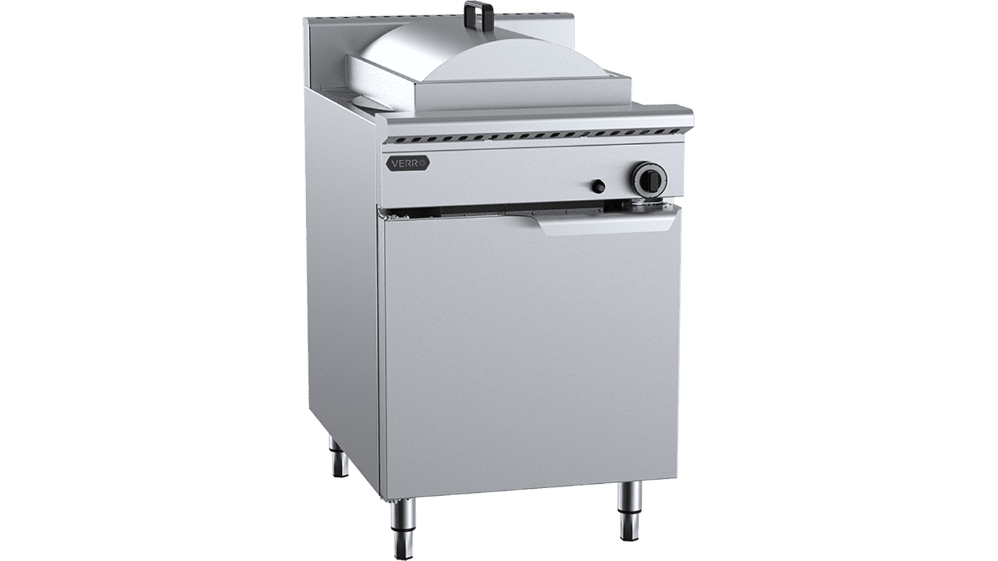 Waterless Single Hole Heat Exchange Steamer