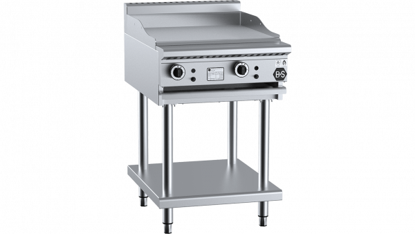 Professional grill plate 600mm