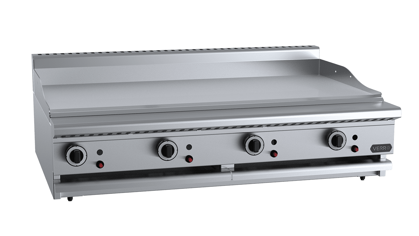 Verro Grill Plate 1200mm Bench Mounted